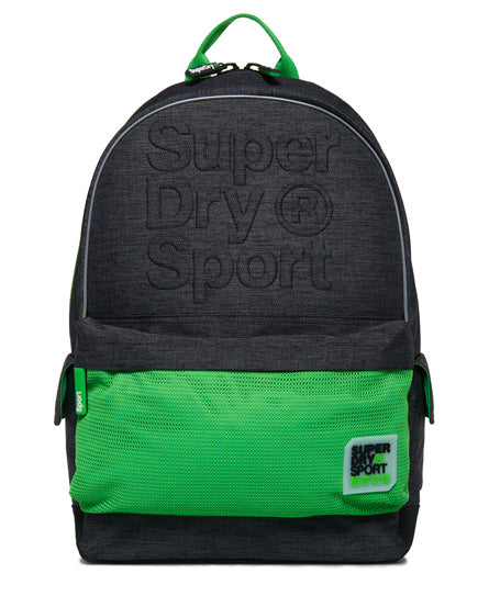 Superdry Sport Embossed Montana Backpack