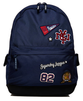 Superdry Ivy Badged Montana Rucksack