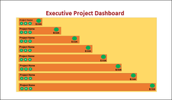 Executive Project Dashboard