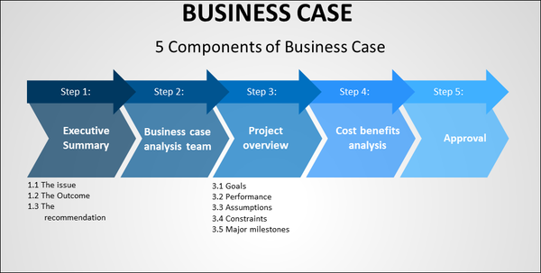sample business case