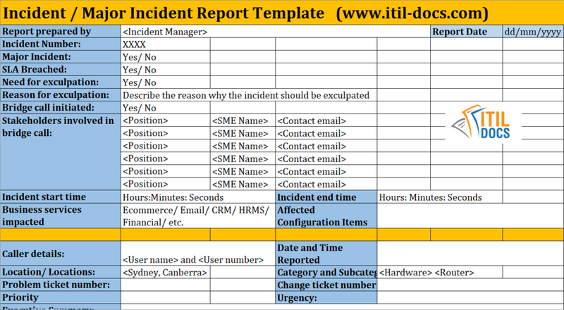 ITIL-Incident-Management-Report-Template-Excel
