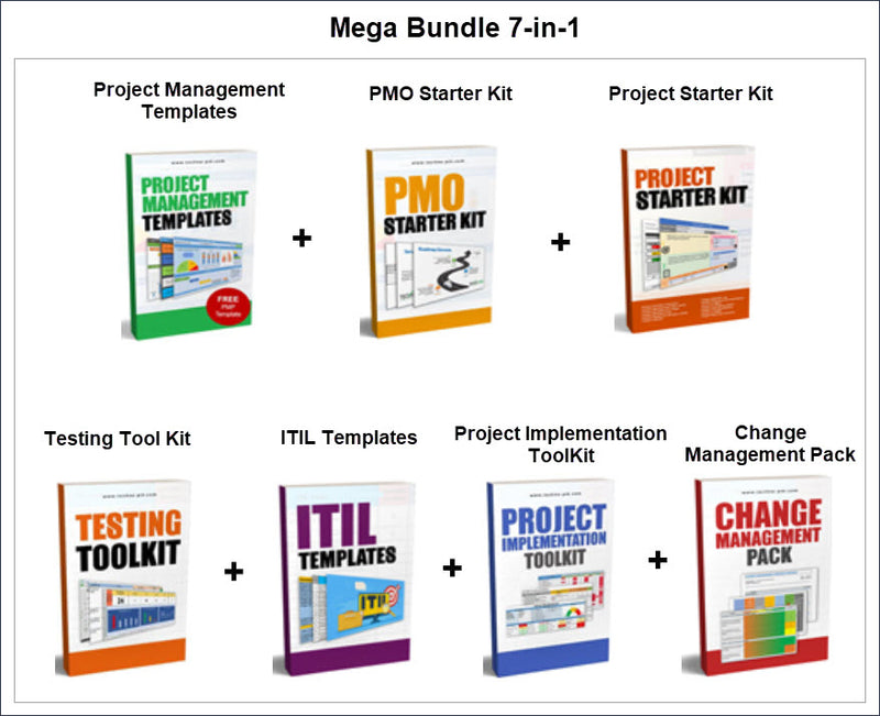 The MEGA Bundle (7 in 1)