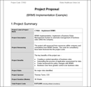 Project Proposal BRMS Implementation Template