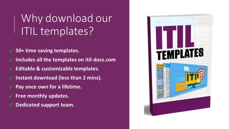 ITIL Templates