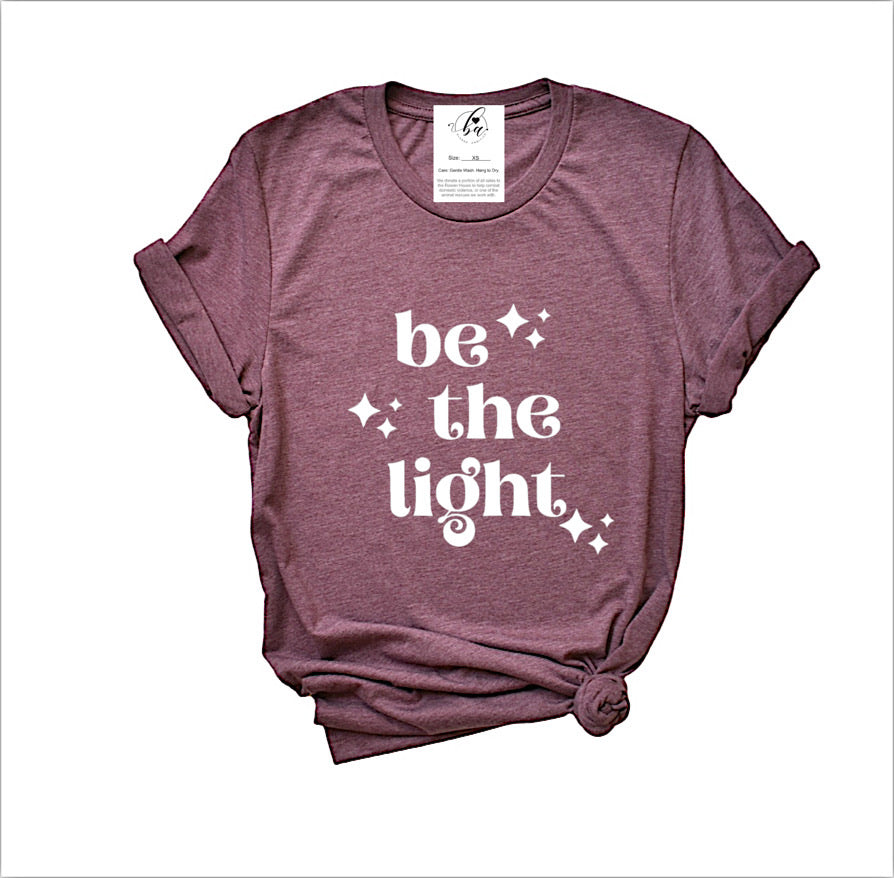 Be the Light® Boyfriend Tee