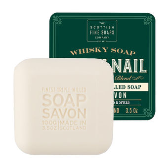 Scottish Fine Soap Whisky Rusty Nail