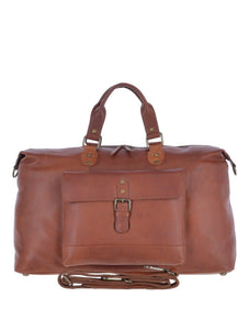 Ashwood Large Leather Holdall