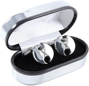 Battle Axe Pewter Cufflinks