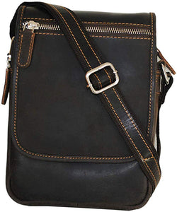 Bavaria Small Brown Shoulder Bag