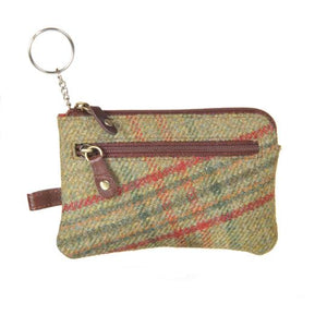 Islay Tweed Classic Green Key Coin