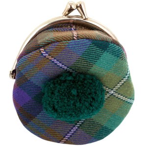 Isle of Skye Tartan Tam Purse