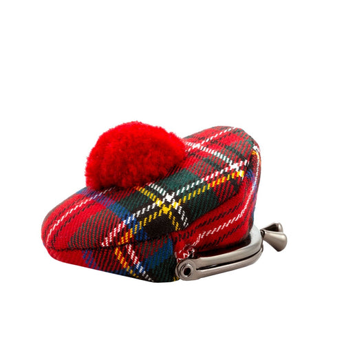 Royal Stewart Modern Tartan Tam Purse