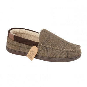 Glengarry Brown Slippers