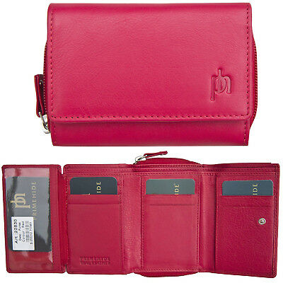 Ladies Red Leather Purse