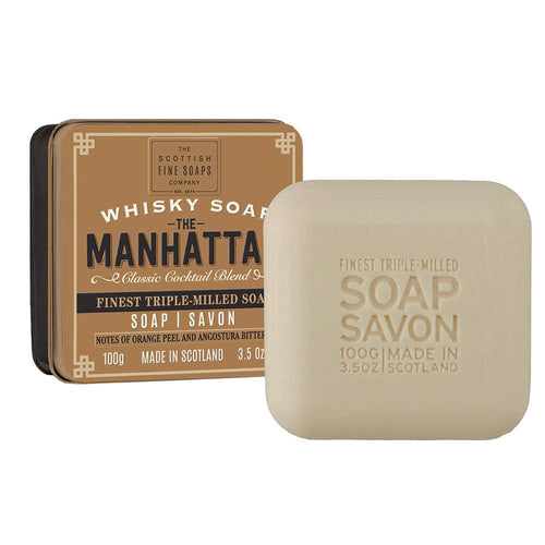 Scottish Fine Soap Whisky Manhattan