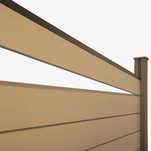 Fence Panel Slat | Walnut