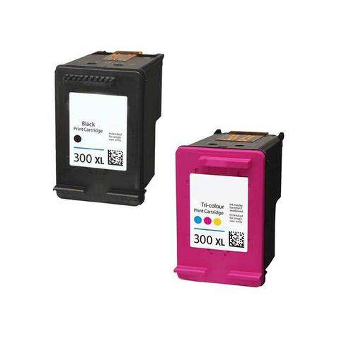 Remanufactured HP 300XL Ink Cartridges Multipack