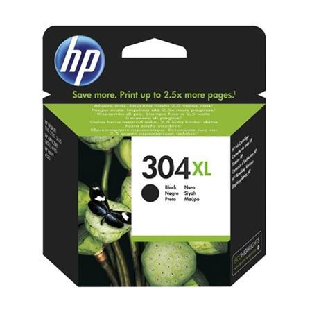 Original HP 304XL Black Ink Cartridge