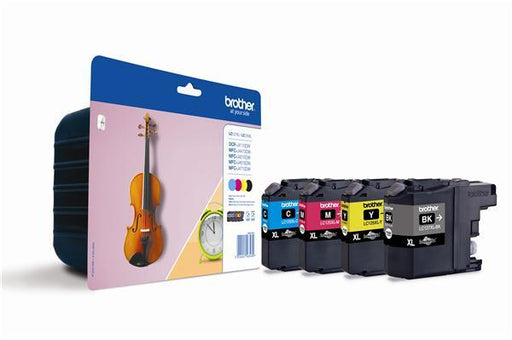 Original Brother LC127XL Ink Cartridges Multipack