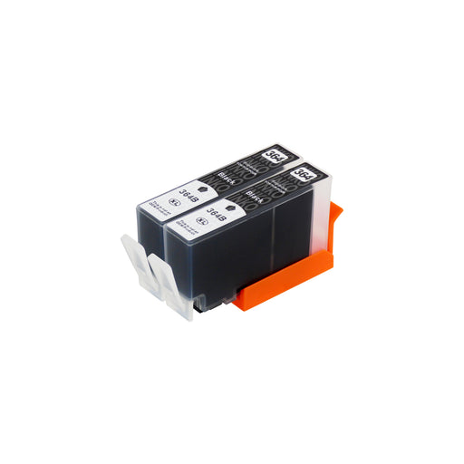 Compatible HP 364XL (CN684EE) Black High Capacity Ink Cartridge Twinpack