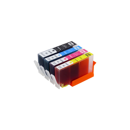 Compatible HP 364XL (N9J74AE) High Capacity Ink Cartridge Multipack