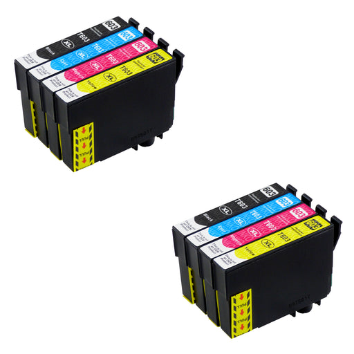 Compatible Epson 603XL (T03A6) High Capacity Multipack Ink Cartridge (2 Sets)