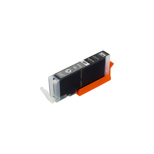 Compatible Canon CLI-571XL (0389C001) High Capacity Grey Ink Cartridge