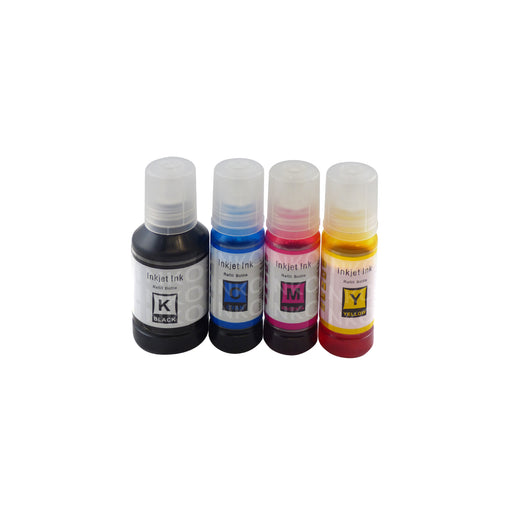 Compatible Epson Ecotank High Capacity Multipack Ink Bottles for 102, 106, 104, 105 T664, T774