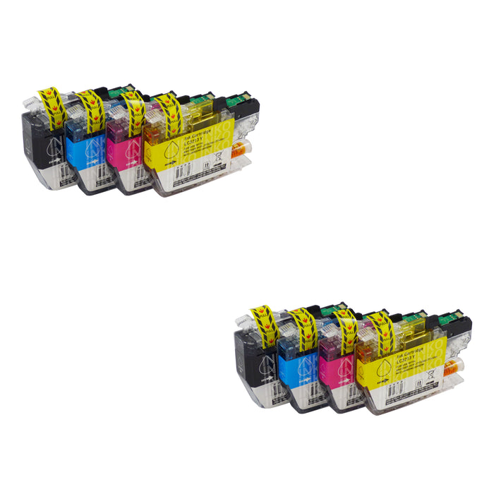Compatible Brother LC3213XL Ink Cartridges Multipack (2 Sets)