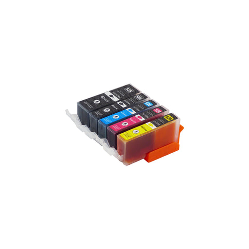 Compatible Canon PGI-525/CLI-526XL High Capacity Ink Cartridge Multipack