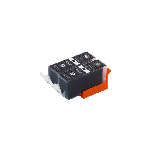 Compatible Canon PGI-525XL High Capacity Black Ink Cartridge Twinpack