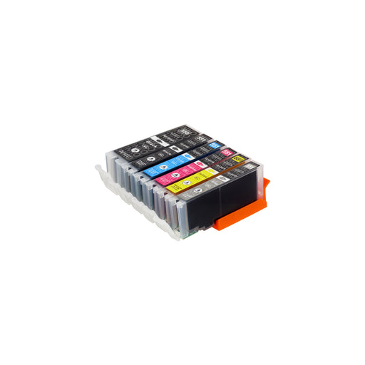 Compatible Canon PGI-550XL/CLI-551XL High Capacity Ink Cartridge Multipack Including Grey