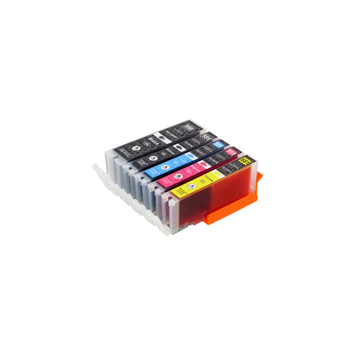Compatible Canon PGI-550XL/CLI-551XL High Capacity Ink Cartridge Multipack