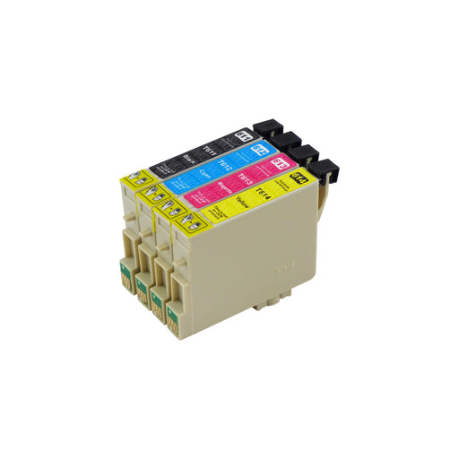 Compatible Epson T0615 Ink Cartridges Multipack
