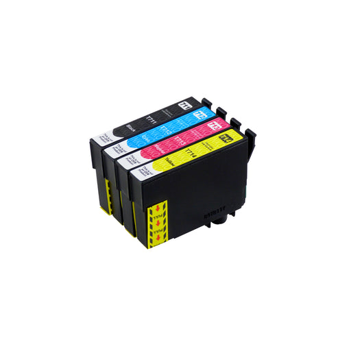 Compatible Epson T0715 High Capacity Ink Cartridge Multipack
