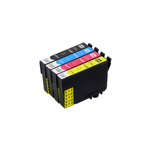 Compatible Epson T1285 High Capacity Ink Cartridge Multipack