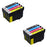 Compatible Epson T1285 High Capacity Ink Cartridge Multipack (2 Sets)