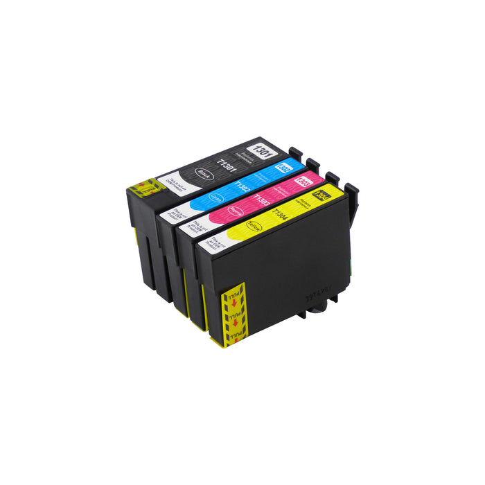 Compatible Epson T13XL (T1306) High Capacity Ink Cartridge Multipack