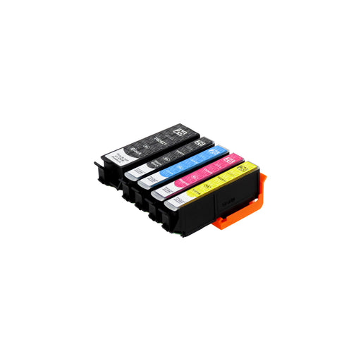 Compatible Epson T26XL (T2636) High Capacity Ink Cartridge Multipack Including Photo Black