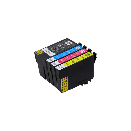 Compatible Epson T27XL (T2716) High Capacity Ink Cartridge Multipack