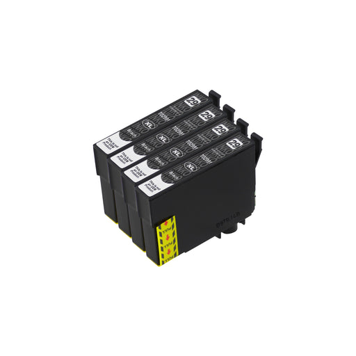 Compatible Epson T29XL (T2991) High Capacity Black Ink Cartridge Quadpack