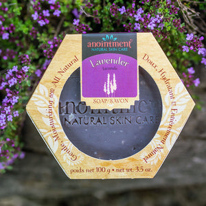Anointment Soap Lavender Handcrafted