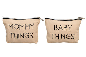 Mommy & Baby Travel Pouch