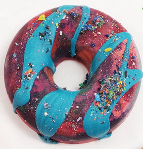 Colour By Letter - Large Donuts & Rainbows