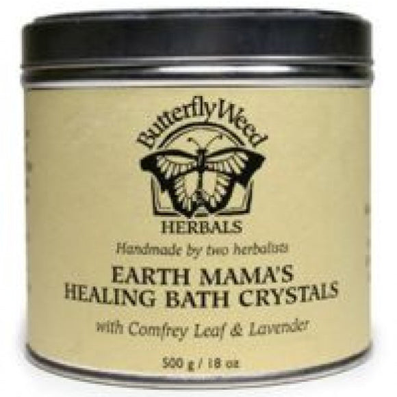 Butterfly Weed Healing Bath Crystals