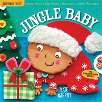 Indestructibles Book - Jingle Baby*