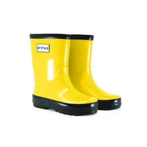 Stonz Rain Boot Yellow