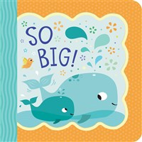 So Big! A Little Bird Greetings Book