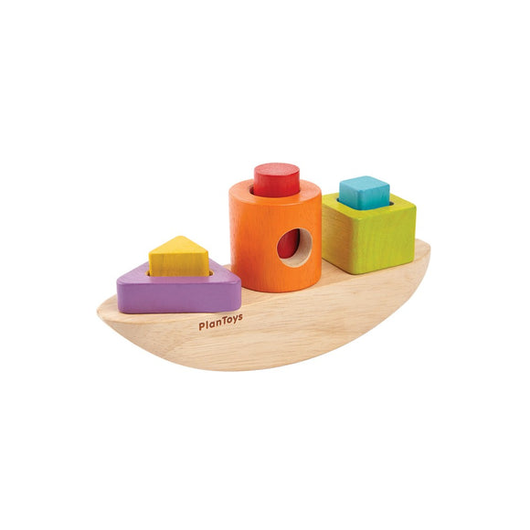 PlanToys Sorting Boat