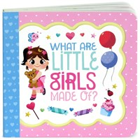 What Are Little Girls Made Of? A Little Bird Greetings Book
